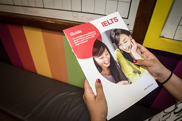 IELTS at IH Palermo