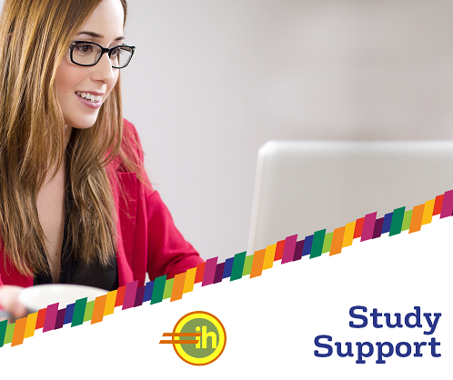 Study Support graphic