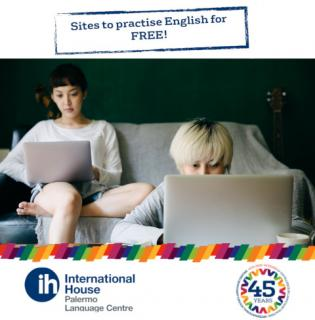 Sites to practise English for FREE!