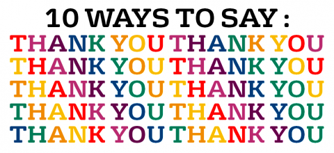 say thank you like a native speaker